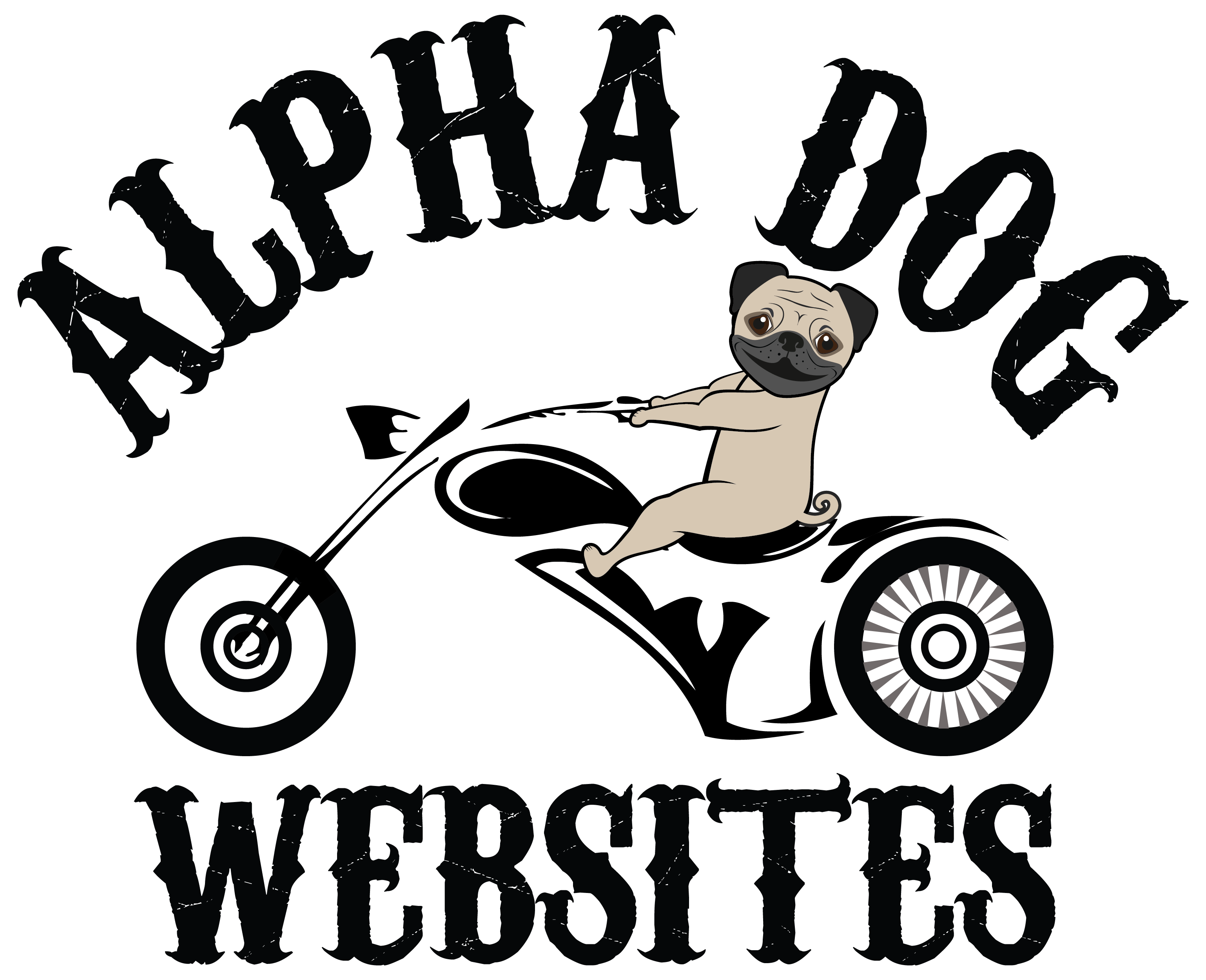 Alpha Dog Logo